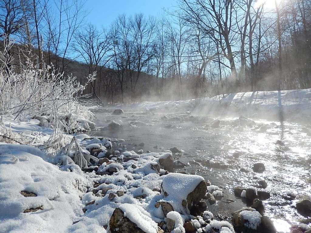 Beaver Creek crystal snow