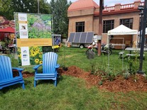 MN State Fair pollinator exhibit