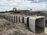 Red Lake Watershed Hwy 32 Culvert Replacement