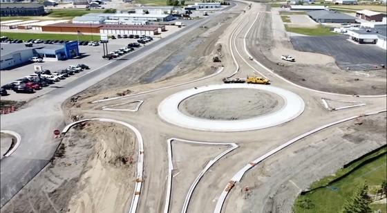 Barzen Roundabout