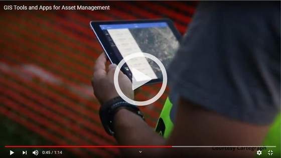 GIS Tools and Apps for Asset Management