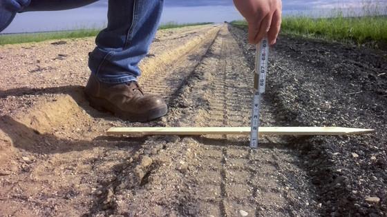 OPERA Sand Stabilized Dirt Roads