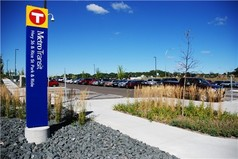 Metro Transit park-and-ride facilities in the Twin Cities