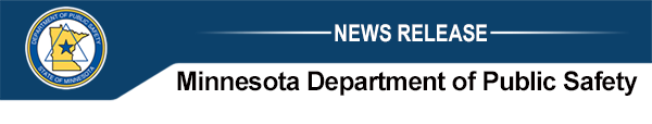 Minnesota Department of Public Safety news release
