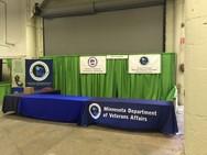 MDVA State Fair Booth