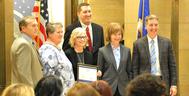 Luverne Award