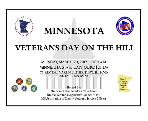 Veterans Day on the Hill Flyer