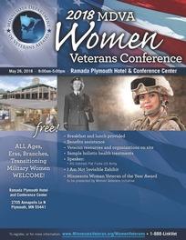 women veterans conference