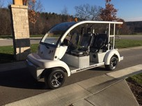 preston electric vehicle