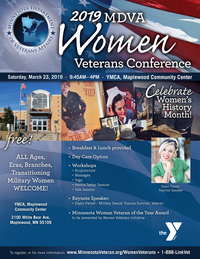 women veterans conference