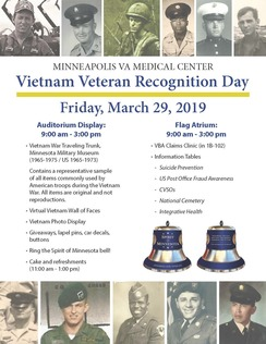 Vietnam Veterans Recognition