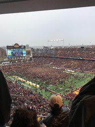 gopher football game