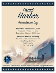 Pearl Harbor Day 2019