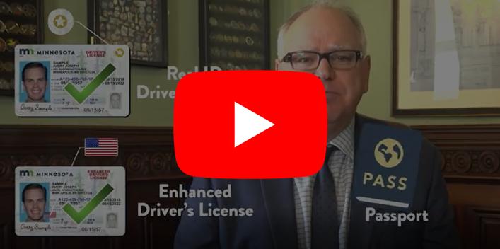 Governor Walz Video