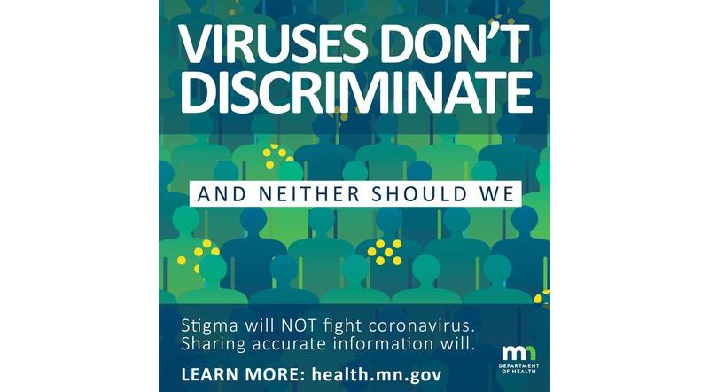 Viruses don't discriminate