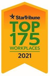 Star Tribune Top 175 Workplaces logo