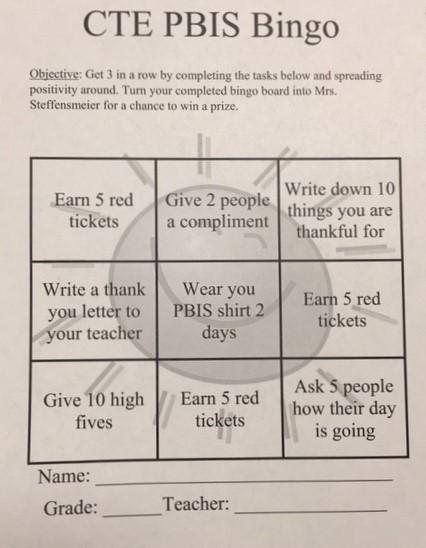 final bingo