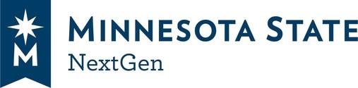 Minnesota State banner and the text NextGen