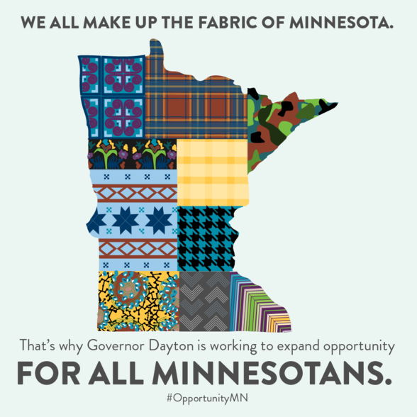 Graphic: Fabric of Minnesota