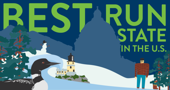Graphic: MN is the Best-Run State