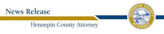 Hennepin County Attorney's Office news release