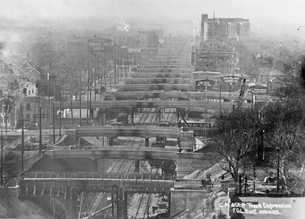 Historic bridges in Midtown corridor