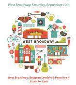 Open Streets West Broadway