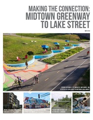 Midtown Connections report cover