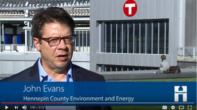 Video image from Environmental Response Fund video