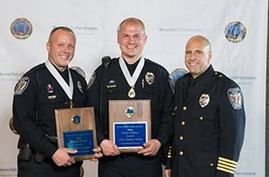 Plymouth Police Department recognized