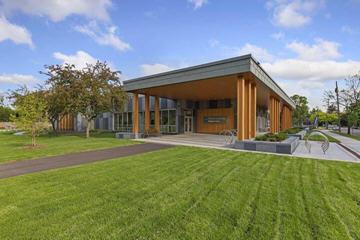 Webber Park Library