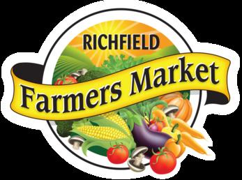 Richfield farmers market logo