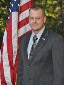 Veterans Services director Doyle