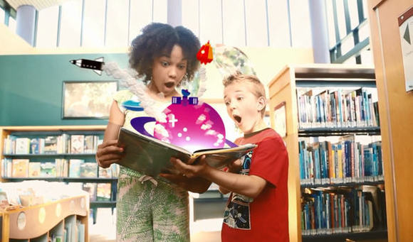 Bookawocky summer library fun image