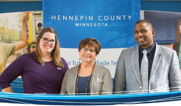 Hennepin career fair