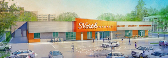North Market drawing