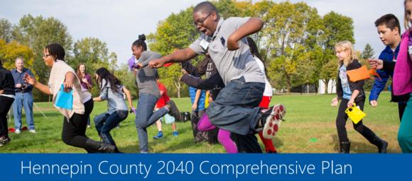 Hennepin County 2040 comprehensive plan