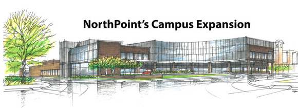 NorthPoint site sketch
