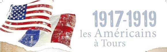 USA, France flags