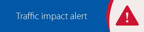 traffic impact alert
