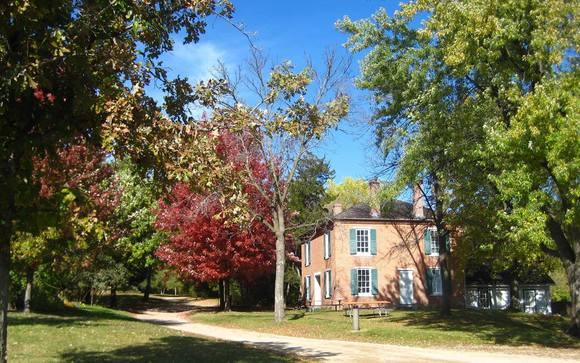 Gideon and Agnes Pond House