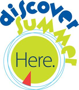 Discover Summer logo