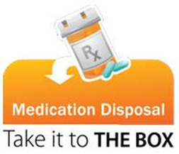 meds drop box