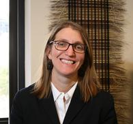 Headshot of new executive director