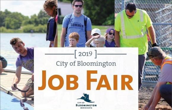 Bloomington Job Fair