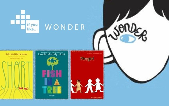 If you like Wonder book list