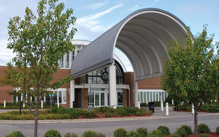 Eden Prairie library