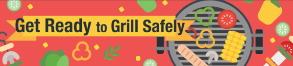 get ready to grill