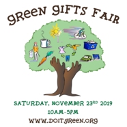 Green Gifts Fair logo
