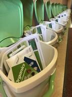 Organics recycling starter kits